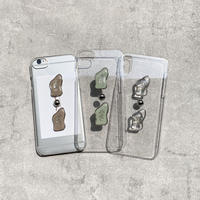 《受注販売〜2週間待ち》sliver original iphone case