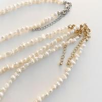 (予約)N-8 Pearl necklace