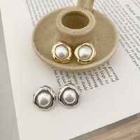 (pierce)P-11 pearl round pierce