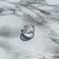 Vine Silver Ring