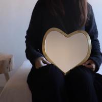 ※第2期予約販売12月〜2020年3月末発送 I love me Heart mirror Lサイズ