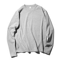 Crew Neck Long T-shirts(JS040)