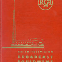 RCA BROADCAST EQUIPMENT 1950 (PDF)