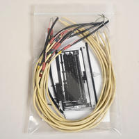 siemensのビンテージコンソールケーブル   1芯シールド