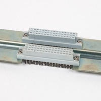 DIN 32pin メス×2 (専用プレート付)TELEFUNKEN W691