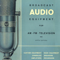 RCA BROADCAST AUDIO EQUIPMENT 1962 (PDF)