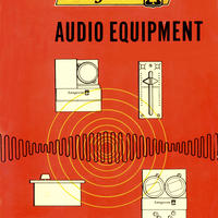 Langevin Audio Equipment Catalogue 1961 (PDF)