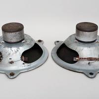 TESLA 8 inch × 2 / 1950' ベークド蝶ダンパー  アルニコフルレンジ