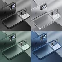 隠れスタンド iPhone13mini/13promaxケース  カメラレンズ保護 iphone12 /11カバー  耐衝撃  指紋防止 薄型M1041