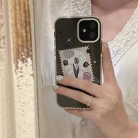 花柄 iphone12/11promaxケース クリア iphonexr/SE2カバー 可愛い  ファッション ガールズ向けM877