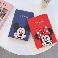 iPad Air3ケース  ミッキーミニipadカバー かわいい ipadmini保護ケース  お揃いキュート[M00061]