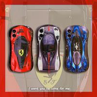 カー自動車デザイン iphone12/11promaxケース クール高級車アイフォンXSMAX/SE2カバー ツヤ感ある頑丈carスマホケースM347