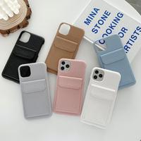 カード収納付き  iphone11/12promaxケース  キャビアスキン皮 アイフォンXR/XS/SE2カバー  スタンド機能付 多機能 手触りいい 耐久性ありM529
