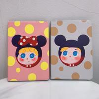 可愛いMICKEY 11インチiPad Proケース  キャラクターミッキーミニアイパッドカバー人気アイテム [M00062]