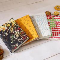本の包(アートブックカバー)4種アソート