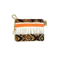 ポーチミニ(France textile・ethnic)