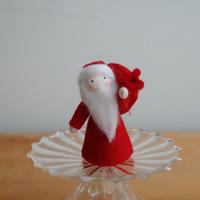 サンタクロース ホワイト