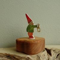 Dwarf Ornament /Margo リングオーナメント ドワーフ