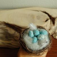 Bird's nest /Margo リングオーナメント とりの巣