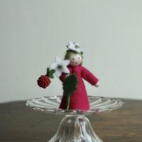 ラズベリーの妖精 ホワイト