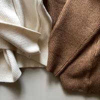 half zip knit