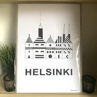 Helsinki ミニポスター