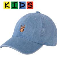 """KIDS """"Maloik Sign"""" Curve Visor Low Cap"""