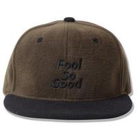 """Fool So Good"" Wool Snap Back Cap"