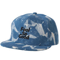 """Fool So Good"" Snap Back Cap  8"