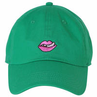 """Lip"" Low Cap"