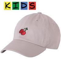 "KIDS ""Cherry"" Curve Visor Low Cap"