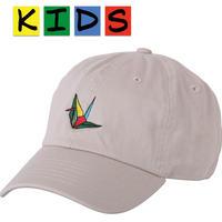 """KIDS """"ORIGAMI""""Curve Visor Low Cap"""