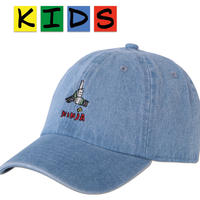 "KIDS ""Ninja"" Curve Visor Low Cap"