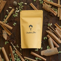 チャイティーバッグ15パック入り/ 15 Tea Bags for Spiced Chai Tea