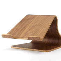 Desktop Stool - Brown / Walnut