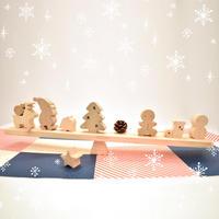 クリスマスシーソー(オーナメント9個)