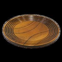 コーヒー皿(ケヤキ)