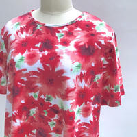 🌈Red Flower T-shirts🌈