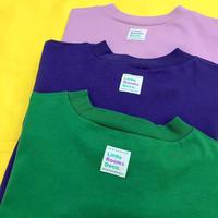 【XL size】LRD~KIDS WEAR~Dolman Sleeves Jersey Color Tops