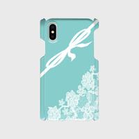 iphone リボン&レース柄♡スマフォケース・♪iPhone 5/5 s/ 5c/ 6/ 6s/ 7/ 8/ SE/ X/XS対応