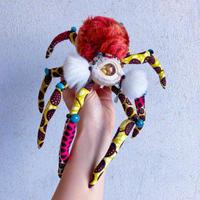 ORGONE CREATURES oneeye spider red