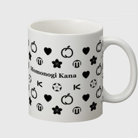 【モモグラム】 マグカップ