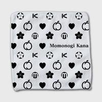 【モモグラム】ハンドタオル