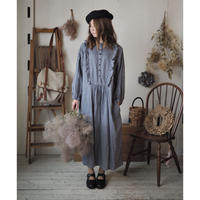 ソバカスワンピース / 手染 夜明け 【web価格】