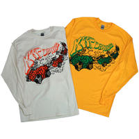 KEEP DRIVING  Long Sleeve Tee