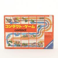 〈購入時期目安:5才-〉【ゲーム/並べる遊び(コンタクト)】コンタクトゲーム