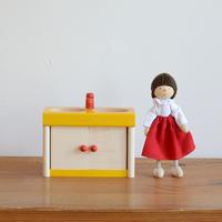 【 ドールハウス/家具】〈3才-〉流し台