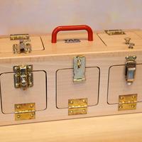 ※取り寄せ品/納期:1週間-10日程※【園・団体向け】TAG 手を使って記憶するロックボックス (3才-)