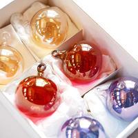 ※2019年新入荷※【クリスマス】ガラス玉オーナメント 小セット