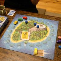 〈購入時期目安:7才-8才〉【ゲーム/頭を使うすごろく遊び(かけ算)】ウミガメの島